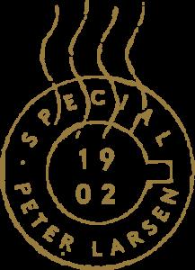 Special stamp Peter Larsen