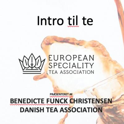 Intro til te