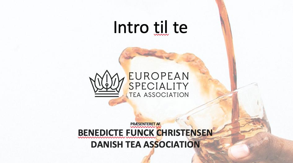 Nyt Tea Certification Programme